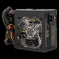 Блок питания LogicPower ATX-500W, APFC, 12см, LED Fan, 2*IDE;3*SATA;8Pin(4+4);8Pin(6+2);24Pin, OEM
