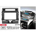 Переходная рамка Toyota Land Cruiser Prado Carav 22-010, фото 5