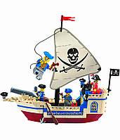 Конструктор Brick 304 Пиратский корабль