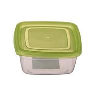 """Econom Box Контейнер пищевой квадратный №1 0,5 л """"AL-Plastik"""""""