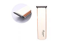 Машинка для стрижки волосся акумуляторна Gemei GM-6048 Pro