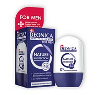 "Антиперспирант ""DEONICA For Men Nature Protection"" 50мл. ролик"