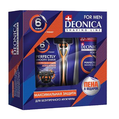DEONICA FOR MEN - подарочный набор 2019 - 2
