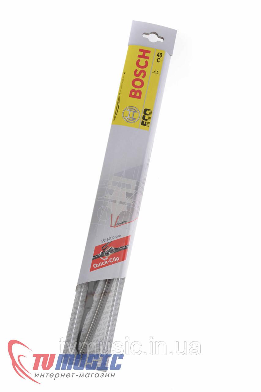 Дворник каркасный Bosch Eco 40C (3 397 004 667)