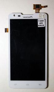 Дисплей с тачскрином Prestigio MultiPhone 5044 Duo Pioneer S90W белый