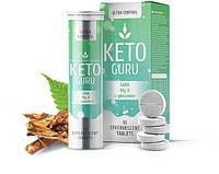 Препарат Keto Guru-Шипучі таблетки засіб для схуднення