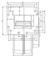 Нагнетательный вентилятор KG Elektronik DP-02, фото 2