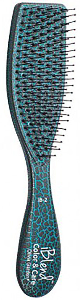 Щетка для волос Olivia Garden iBlend Color & Care Green IB2