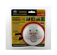 Смерть грызунам, отпугиватель крыс и мышей Aokeman Sensor Ultrasonic Pest Chaser AO - 201 (4896)
