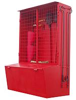 Пост пожарный закрытого типа ПЩ-2 (без комплектации)