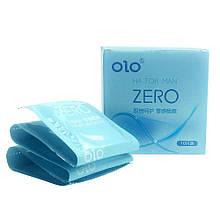 Ультратонкие презервативы OLO ZERO с гилауроной кислотой в качестве смазки 10 шт