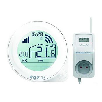 Комнатный регулятор температуры Euroster Q7TXRXGW