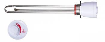 Нагревательный элемент с термостатом Eliko GRBT 3,0 U6/4 WYS