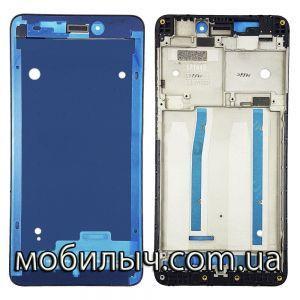 Рамка корпус Xiaomi Redmi 4A черная