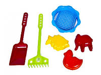 Детский набор для песочницы  01-101 Киндервей