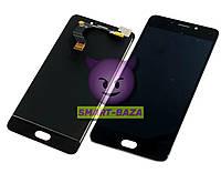 Дисплей MEIZU M6 Note с чёрным тачскрином