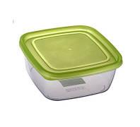 """Econom Box Контейнер пищевой квадратный №3 1.5 л """"AL-Plastik"""""""