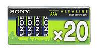Батарейки Sony Alkaline ААА (LR03)