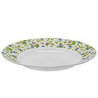 """Тарелка суповая стеклокерамика 9"""" (22.9см) 6шт/наб """"Прованс"""" MS-2396-0816 (6наб)"""