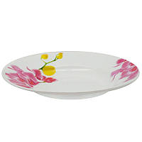 "Тарелка суповая стеклокерамика 9"" (22.9см) 6шт/наб ""Орхидея"" MS-2396-0876 (6наб)"