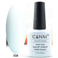Гель-лак Canni № 038