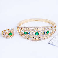 Комплект браслет и кольцо