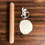 Вирубка кролик з яйцем, Вирубка з відбитком, фото 3