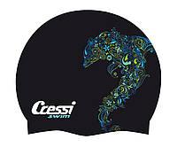 Шапочка для плавания Cressi Sub Fantasy Silicone Cap