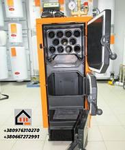 Твердотопливные котле длительного горения ДТМ мощностью 13 кВт