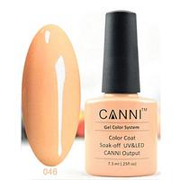 Гель-лак Canni № 046