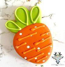 Вырубка - Морковка #5 , Каттер морковка на пасху 2020