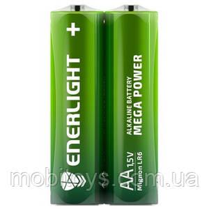 Батарейка ENERLIGHT MEGA POWER (AA ПАЛЬЧИК) Алкалайновые (ТЕХНИЧЕСКИЙ) 2 шт. / Уп 24 шт. / Уп 48223093501898
