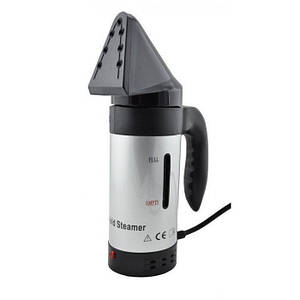 Ручной отпариватель, пароочиститель для одежды MHZ A6 Hand Steamer, стальной (2846)