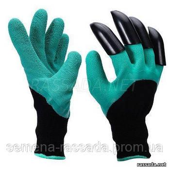 Перчатки - грабли с когтями