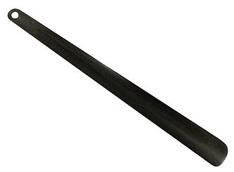 Ложка для обуви металлическая 40 см.10 шт / уп