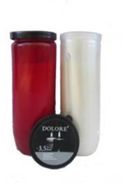 Запаска масляная DOLORE 3,5 суток 24шт / уп
