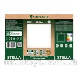 Светильнык потолочный светодиодный ENERLIGHT STELLA 36Вт 6500К Ш.К.