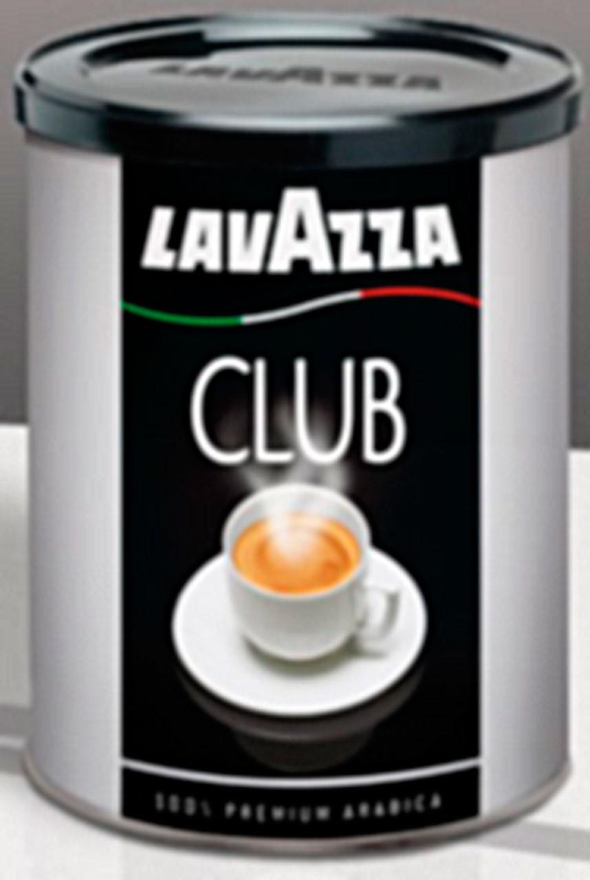 Молотый кофе Lavazza Club Ж/Б 250 гр