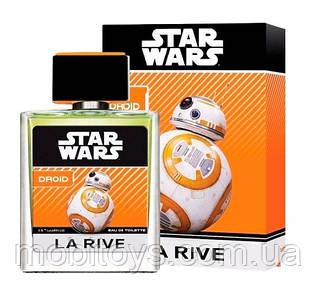 Туалетная вода для детей La Rive Star Wars Droid 50 мл (5901832063629)