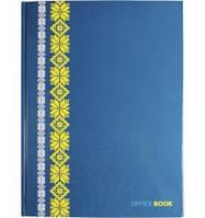 "Книга канцелярская А-4, 48 арк.клiтинка ""Рюкзачок"" мягкая обложка / скоба 4820116893022"