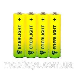 Батарейка ENERLIGHT Super Power (AA ПАЛЬЧИК) (ТЕХНИЧЕСКИЙ) 4 шт. / Ок 60 шт. / Уп 4823093502161