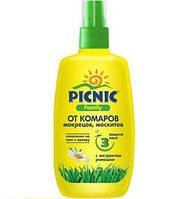 """Лосьон """"Picnic Family"""" защита от комаров 100 мл код 053"""