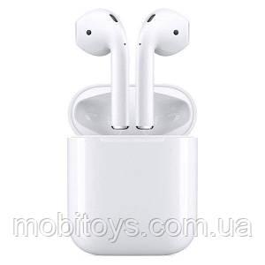 Беспроводные Bluetooth наушники MDR Double BT i9S-TWS с кейсом, белые (5285)