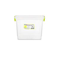 """Универсальный контейнер пищевой квадратный 3,7 л """"AL-Plastik"""" (аналог Lux)"""