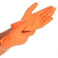 Перчатка нитриловая неопудренная STENSON (L) 50 шт