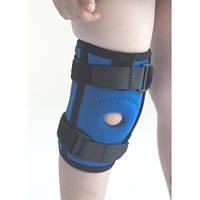 Бандаж ортез на колено 2 Алком 0000001787 Синий