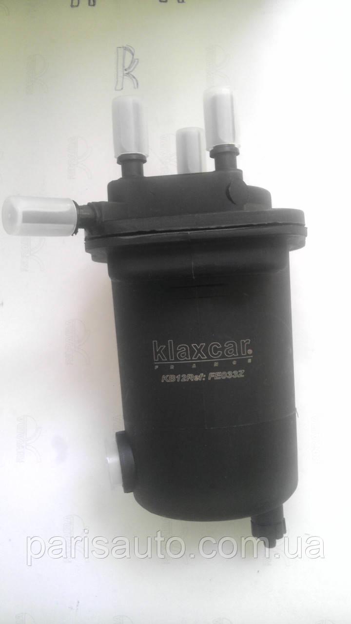 Фильтр топливный  Renault Kango 1,5 Dci (FCS703) (8200026237) С ДАТЧИКОМ