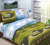 Набор постельного белья 145х215 см CottonTwill pbe0001342 Разноцветный