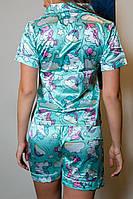 Единороги с рубашкой голубой, фото 4