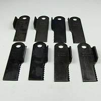 Нож измельчителя (к-т 4-R и 4-L) лопатка-зуб AH213457 (JD) Jonh Deere